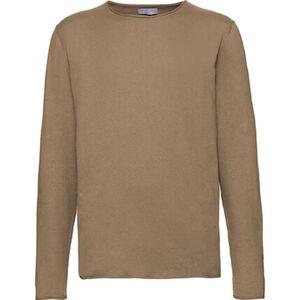 Selected Herren Pullover, hellbraun, XL