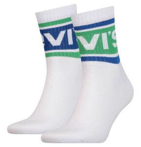 Levi's® Socken, 2er-Pack, Logo-Print