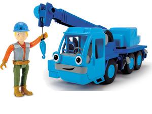 DICKIE Bob der Baumeister Action-Team Heppo