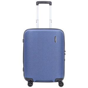Samsonite 4-Rollen Trolley Pixon, 55 cm, blau, blau