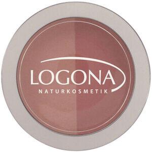 LOGONA Blush Duo, 03 beige/terracotta, beige/terracotta