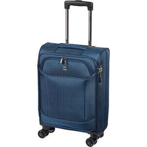 Globetrotter 4 Rollen Trolley X'line Traveller, 55 cm, dunkelblau, blau
