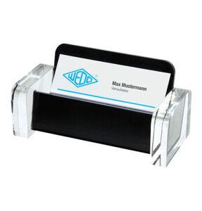 WEDO Acryl-Visitenkartenhalter Exklusiv