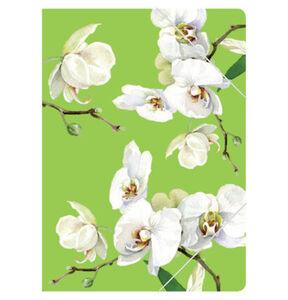 "Cedon Sammelmappe ""Floral"", florales Muster, DIN-A4"