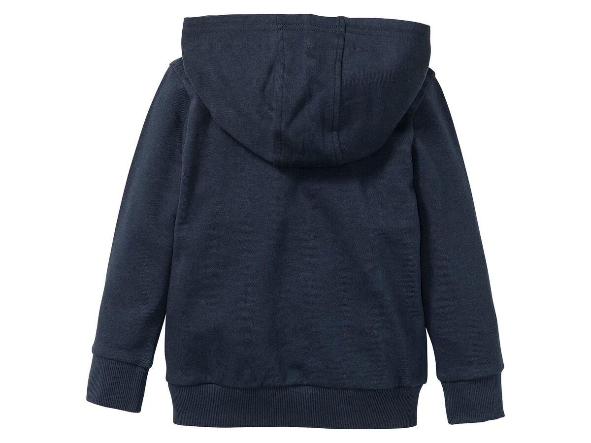 Bild 3 von LUPILU® Jungen Sweatpullover, 2 Stück, mit Bio-Baumwolle und recyceltem Polyester