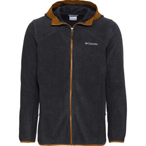 Columbia Herren Fleecejacke Tough Hiker, grau/braun, L, L