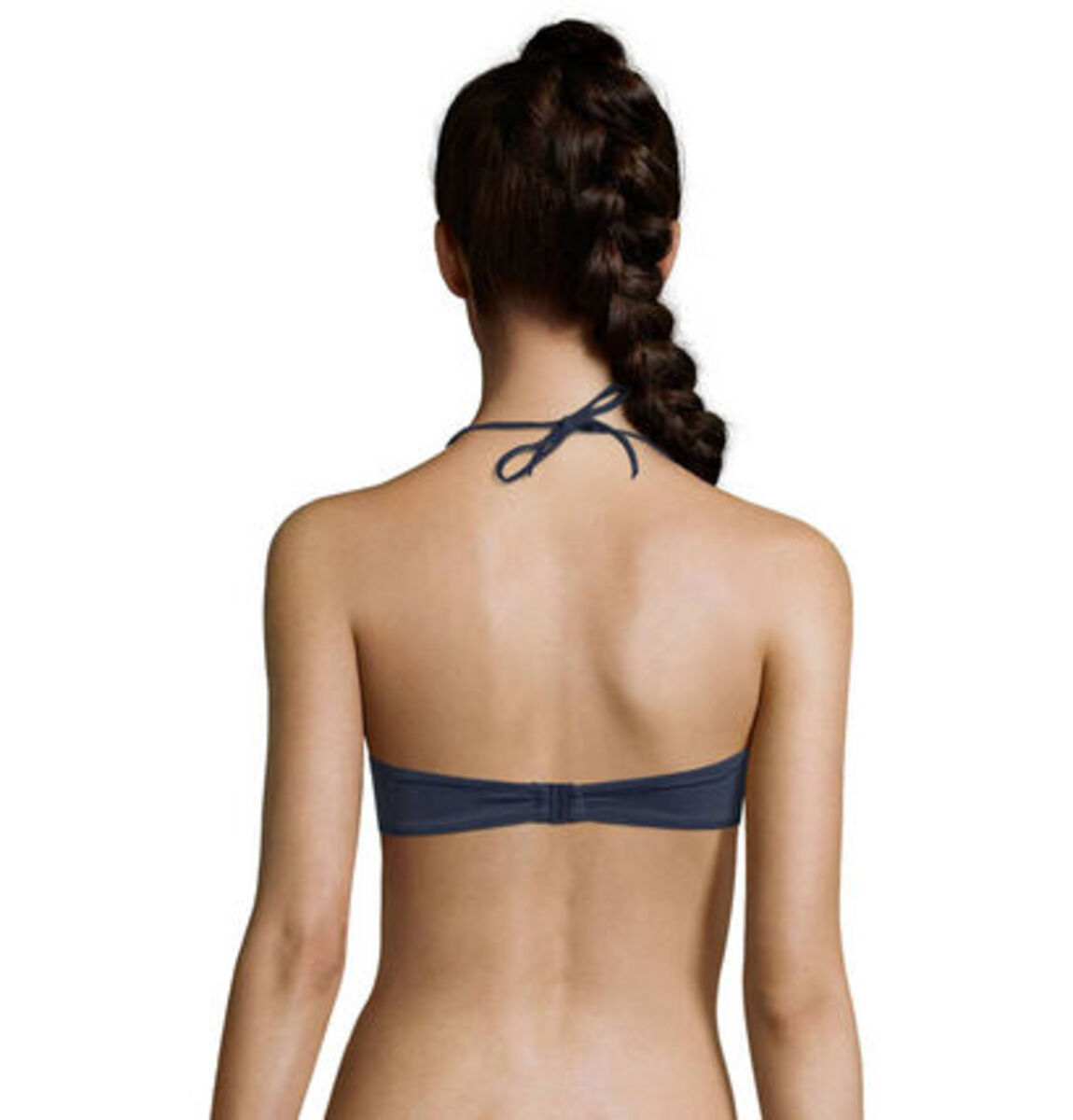 Bild 2 von Tommy Hilfiger Bikini Oberteil, Bandeau, abnehmbarer Träger, Wattierung herausnehmbar
