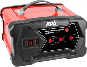 APA Werkstattladegerät digital ,  6/12 V, 20 A