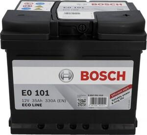 Bosch Eco Line SLI-Batterie, 35 Ah, 330 A ,  Maße: 207 x 175 x 175 mm (L x B x H)