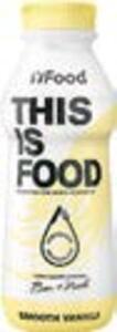 YFood this is food Trinkmahlzeit