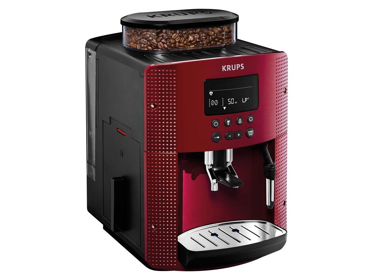 Bild 1 von Krups Kaffeevollautomat EA815570