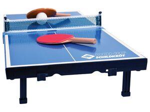 Schildkröt Tischtennisplatte, Mini-Version, zusammenklappbar, aus Metall und Kunststoff