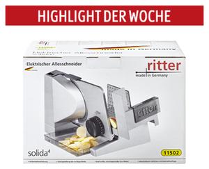 ritter Allesschneider Solida4