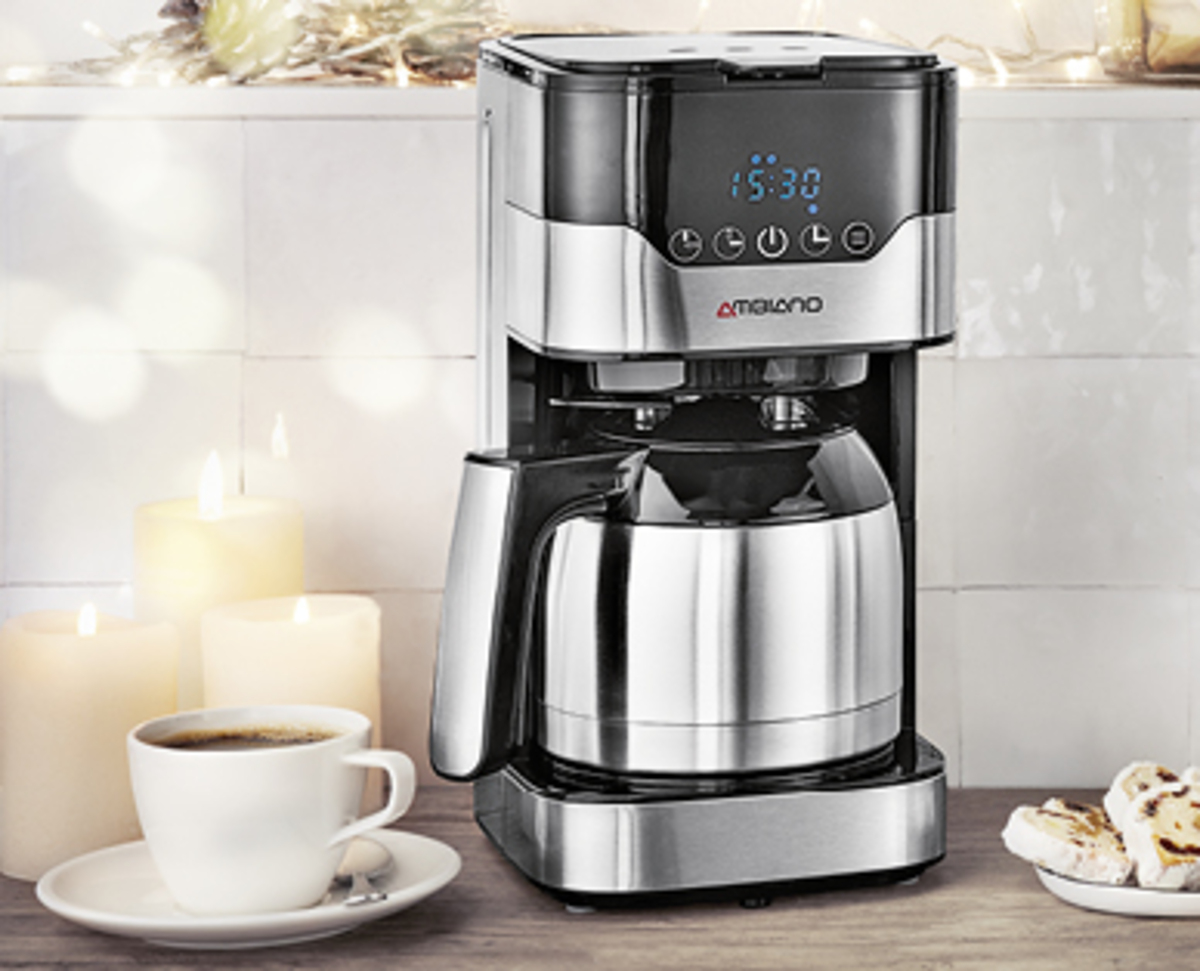 Bild 3 von AMBIANO®  Thermo-Kaffeeautomat