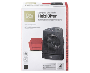 EASY HOME®  Heizlüfter