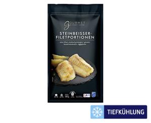 GOURMET Steinbeißerfilet- portionen
