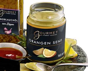 GOURMET Senf