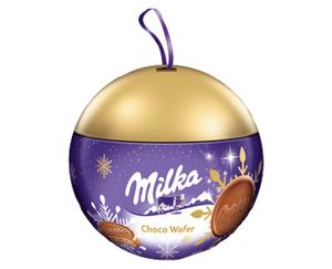 Milka Weihnachtskugel
