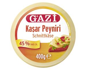 GAZI®  Kashkaval Schnittkäse