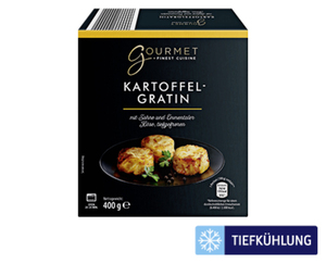GOURMET Kartoffelgratin
