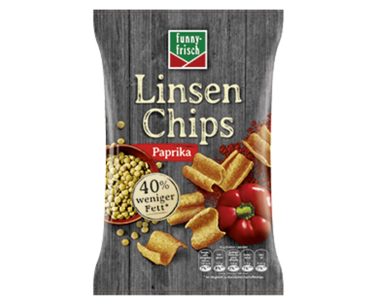 Bild 1 von funny-frisch Linsen Chips