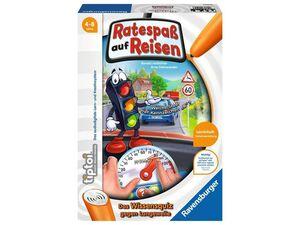 Ravensburger tiptoi® Ratespaß auf Reisen