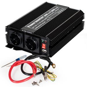 Wechselrichter 12V auf 230V 1000W 2000W