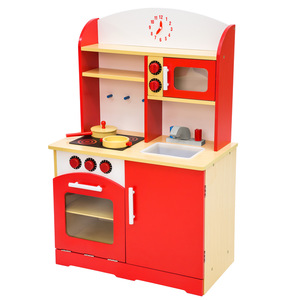 Kinderküche rot