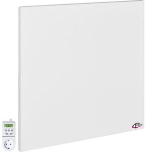 Infrarotheizung IP44, Variante 2 mit Thermostat 450 W