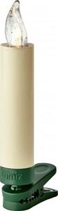 Krinner Lumix Superlight Mini ,  Erweiterungsset, 6 LED Kerzen, elfenbein