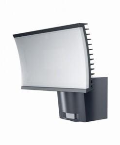 Osram LED Außenleuchte Noxlite 40 W ,  anthrazit, mit Bewegungsmelder