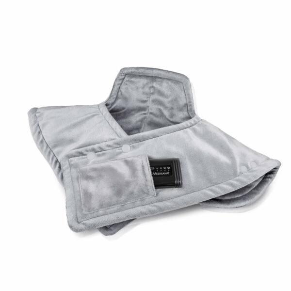 Medisana Akku-Wärmecape HP 626 ,  Akku-Heizkissen für Schulter & Nacken, mit 4 Temperaturstufen
