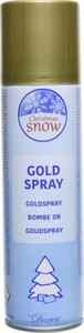 Kaemingk Goldspray ,  150 ml, gold
