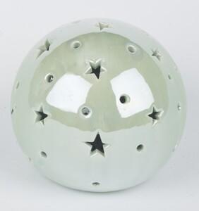 TrendLine Deko Windlicht ,  11,5 x 10,5 cm