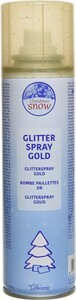 Kaemingk Glitterspray Gold ,  100 ml, gold