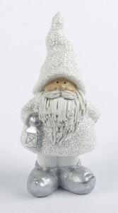 TrendLine Dekofigur Weihnachtsmann ,  10 x 7,5 x 21 cm