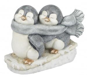 TrendLine Dekofigur Pinguin ,  31,5 x 30 x 29 cm
