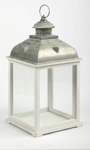 TrendLine Holz-Laterne ,  28 x 28 x 59 cm