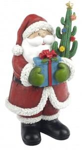 TrendLine Dekofigur Weihnachtsmann ,  18 x 16,3 x 35 cm