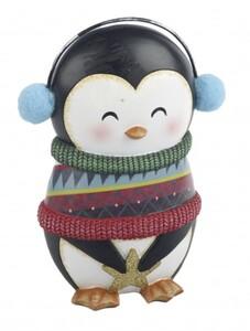 TrendLine Dekofigur Pinguin ,  12,2 x 7,5 x 20,4 cm