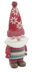 TrendLine Dekofigur Weihnachtsmann ,  11,5 x 7  x 29,7 cm