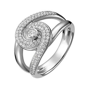 CHRIST Diamonds Damenring 87327582