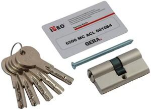 Iseo Profilzylinder | B-Ware - der Artikel ist neu - Verpackung geöffnet