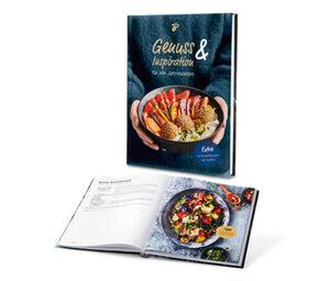 Kochbuch »Genuss und Inspiration für alle Jahreszeiten«