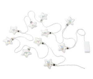 LED-Sternen-Lichterkette