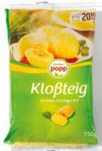 "Popp Frischer Kloßteig ""Thüringer Art"""