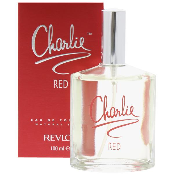 Revlon Eau de Toilette Charlie Red