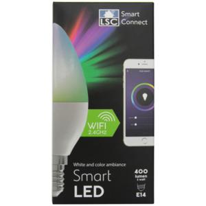 LSC Smart Connect Intelligente Multicolor-LED-Lampe