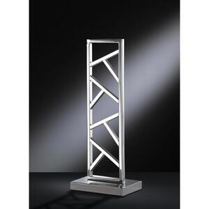 XXXL LED-TISCHLEUCHTE, Silber
