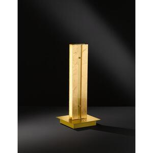XXXL LED-TISCHLEUCHTE, Gold